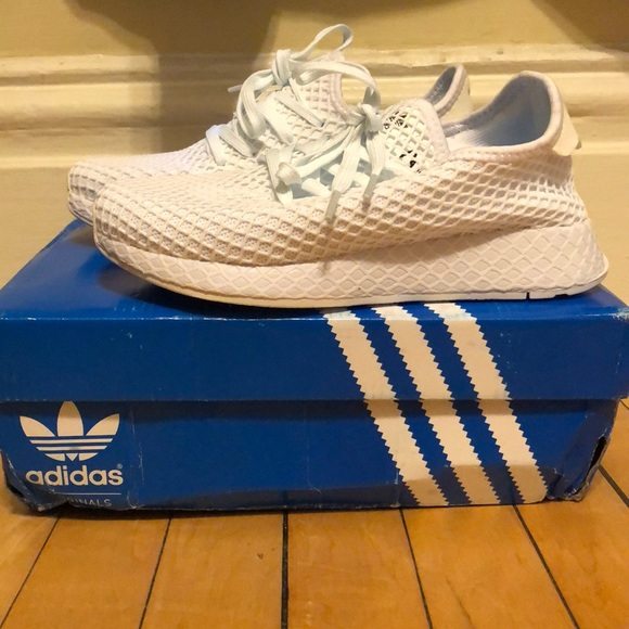 7ff8011325130 adidas Shoes - ADIDAS DEERUPT RUNNER PARLEY SHOES